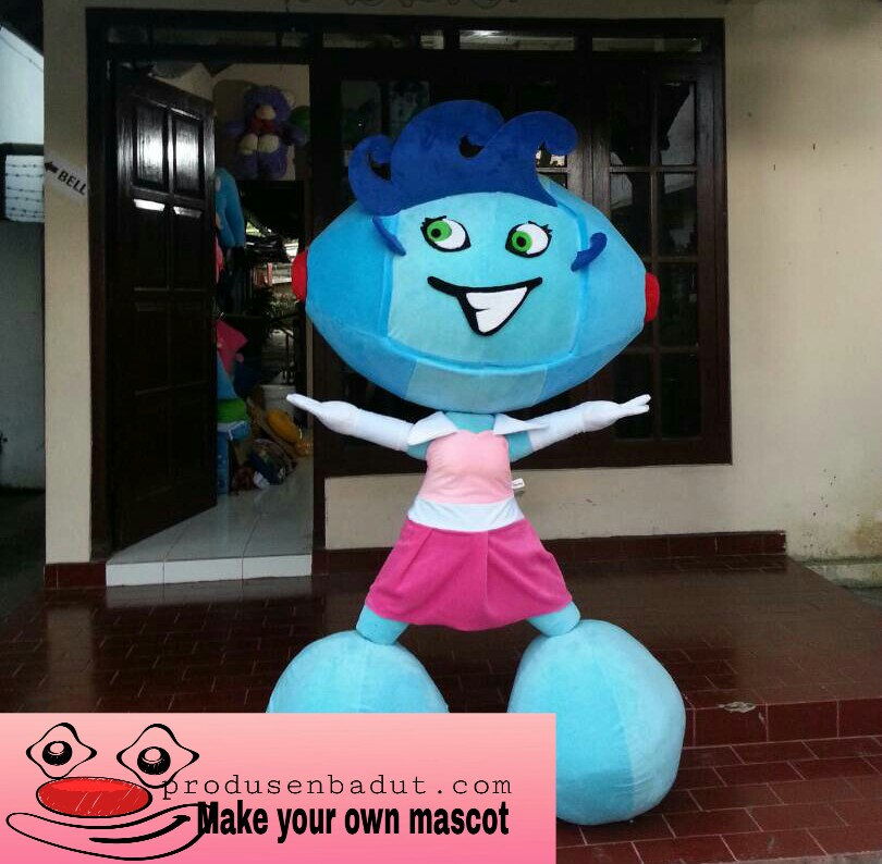 Produsen Badut Maskot TMII Untuk Edukasi Anak