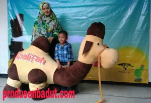 Produsen Badut Unta Untuk Event di Yogyakarta