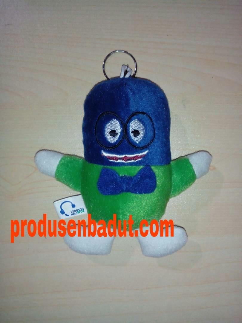 Produsen Badut Maskot BPOM Indonesia