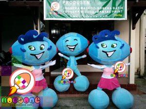 Produsen Badut Promosi Taman Mini Indonesia Indah (TMII)