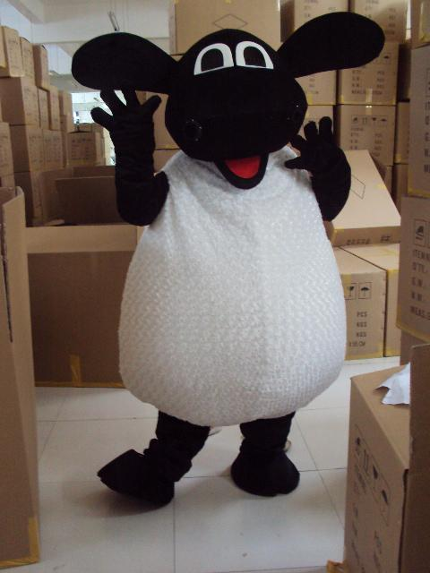 Badut Shaun the Sheep