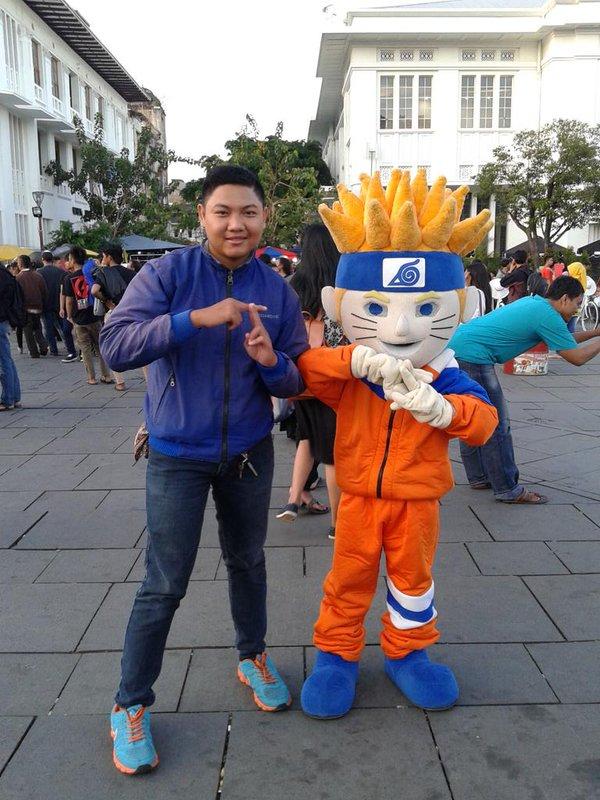 Produsen Badut Naruto Murah di Indonesia