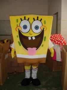 Produsen Badut SpongeBob Lucu di Yogyakarta