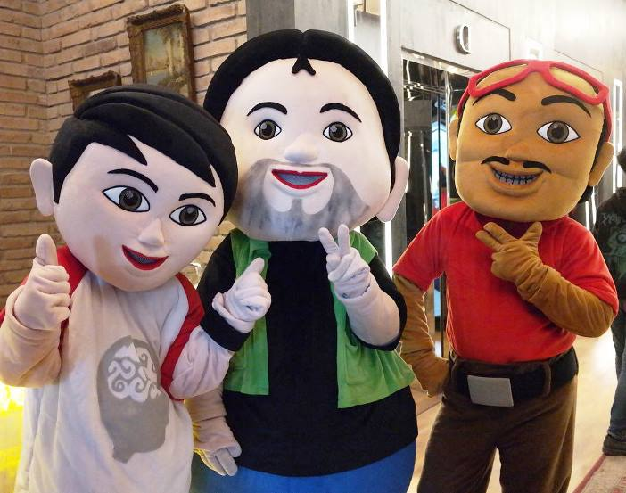 Produsen Badut Ulang Tahun Adit Sopo Jarwo di Jogja