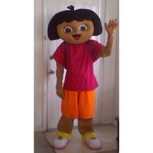 Produsen Badut Ulang Tahun Dora the Explorer di Jogja