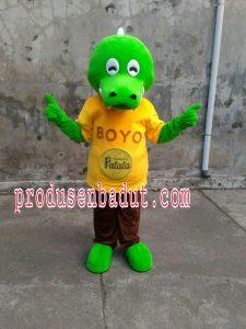 Produsen Badut Maskot Suro dan Boyo Surabaya