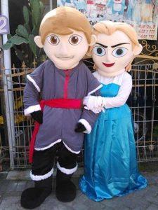 Produsen Badut Ulang Tahun Frozen Elsa di Yogyakarta