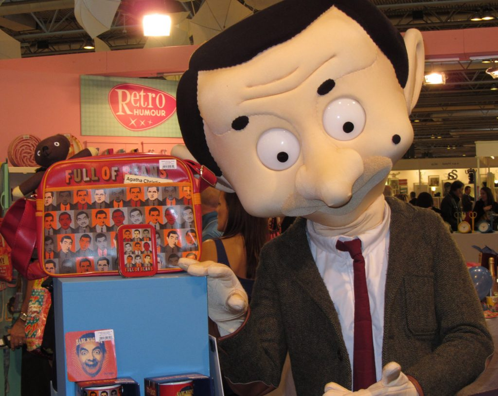 Produsen Kostum Badut Mr Bean Lucu di Jogja