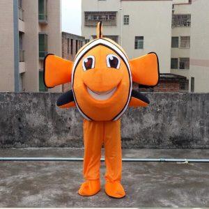 Sewa Badut Karakter Nemo di Jogja