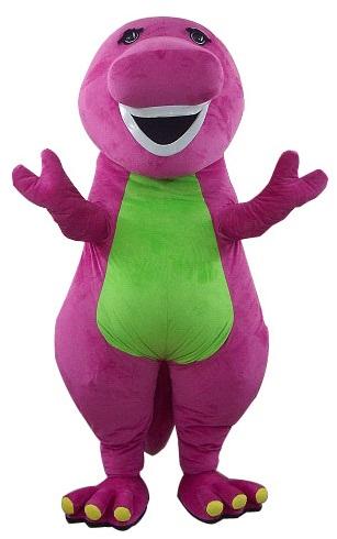 Sewa Kostum Badut Jogja Karakter Barney