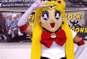 Sewa Kostum Badut Sailor Moon di Yogyakarta