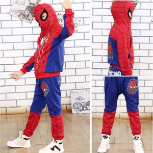 Produsen Badut Ulang Tahun Anak Karakter Spiderman Murah