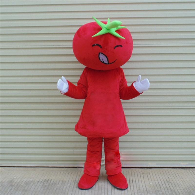 Produsen Badut Karakter Tomat Untuk Promosi Cafe