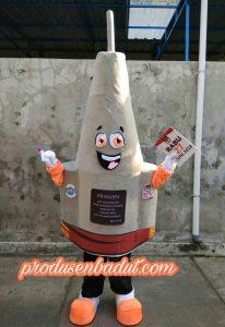Produsen Badut Maskot KPU Kota Pangkalpinang