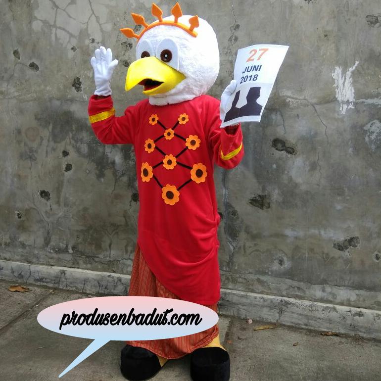 Produsen Badut Maskot KPU Palopo Sulawesi