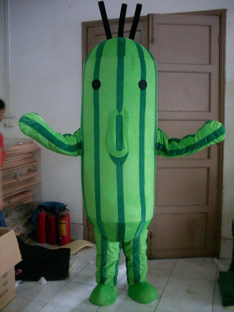 Produsen Kostum Badut Karakter Untuk Event Halloween di Jogja