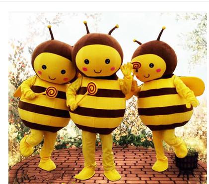 Produsen Badut Maskot Event Sekolah Karakter Lebah