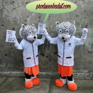 Produsen Badut Maskot KPU Kediri Jawa Timur