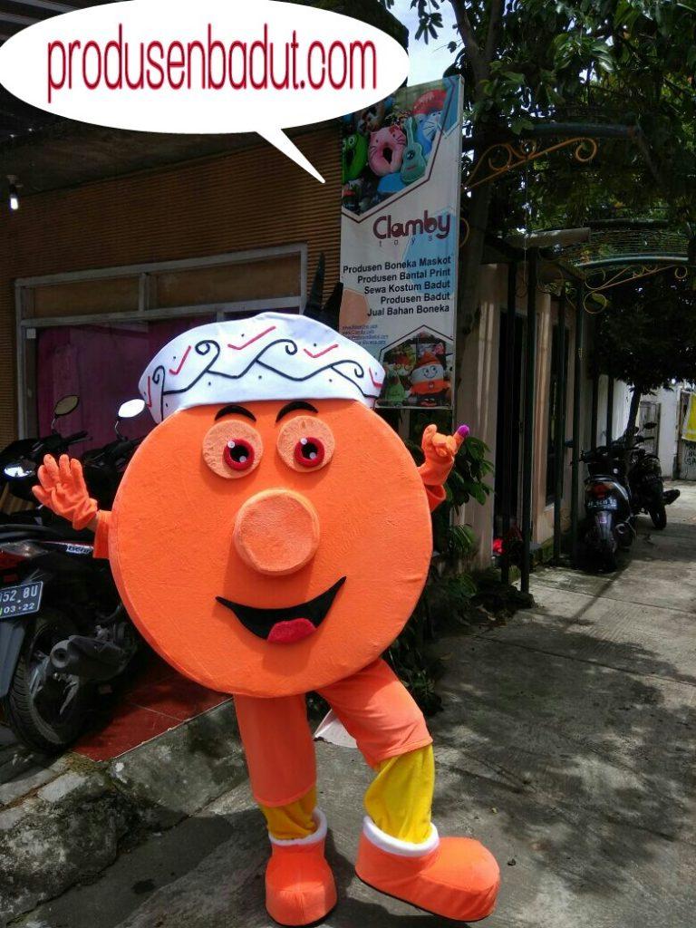Produsen Badut Maskot Si GOLAM Kabupaten Lamandau Kalimantan Tengah