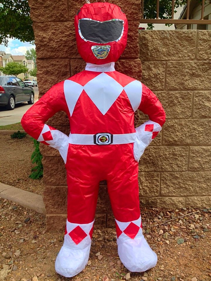 Produsen Badut Ulang Tahun Anak Karakter Power Ranger