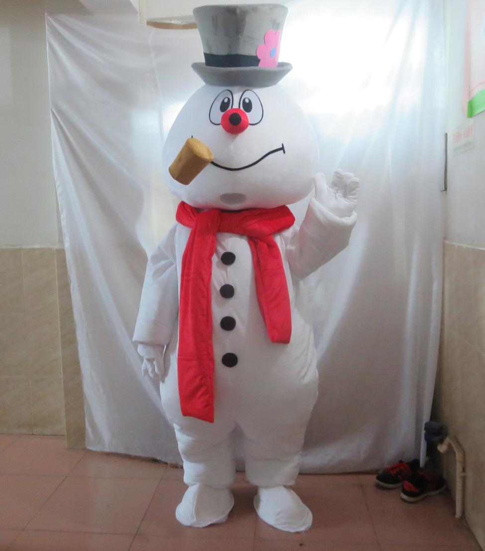 Produsen Badut Event Natal Karakter Snowman