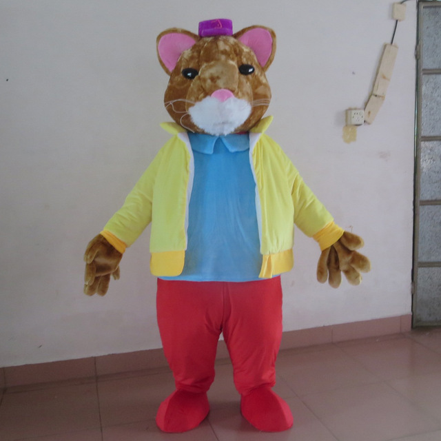 Produsen Badut Maskot Event Karakter Hewan Hamster