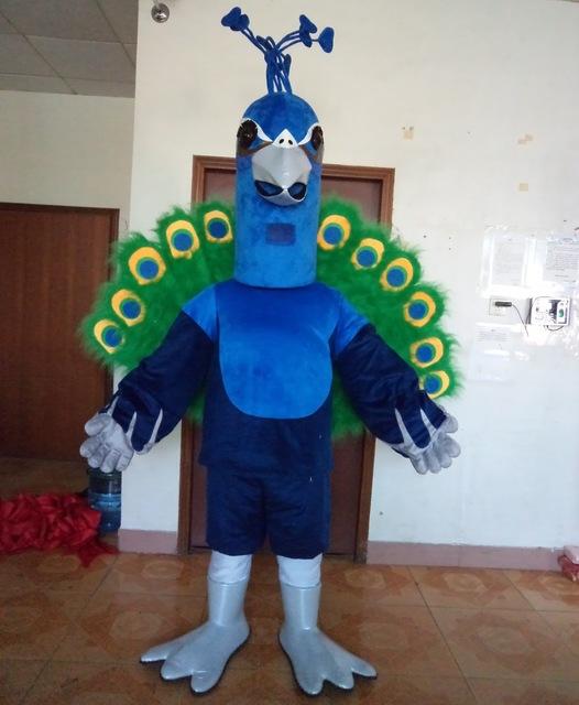 Produsen Badut Maskot Karakter Burung Merak Termurah