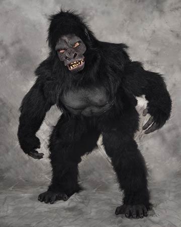 Produsen Badut Maskot Karakter King Kong Untuk Event Promosit Film