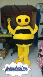 Produsen Badut Karakter Lebah untuk Maskot Pajak