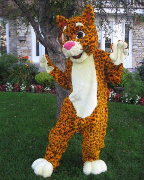 Produsen Badut Maskot Kebun Binatang Karakter Jaguar