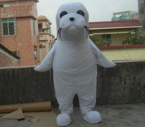 Produsen Badut Maskot Murah Karakter Anjing Laut