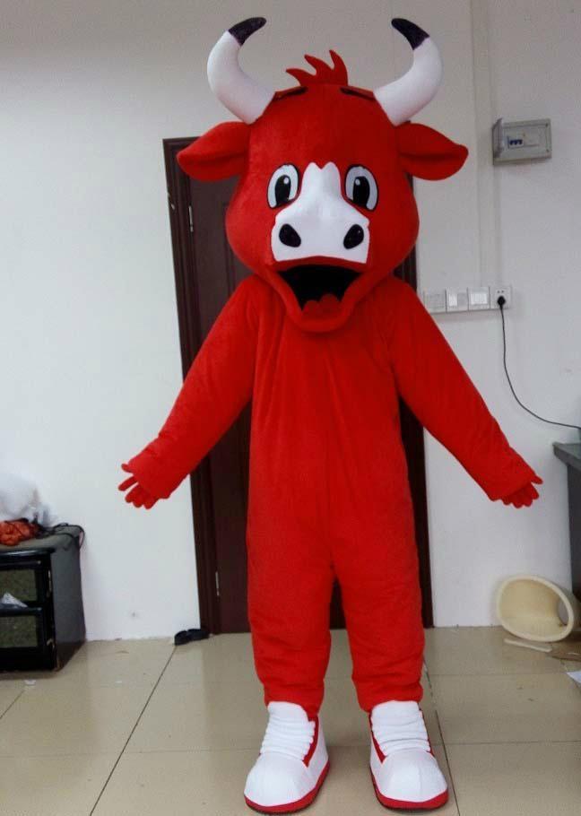 Produsen Badut Maskot Murah di Jogja Karakter Banteng