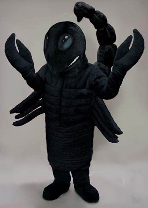 Produsen Badut Maskot Murah Karakter Scorpion