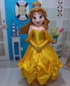 Produsen Badut Custom Disney Karakter Belle