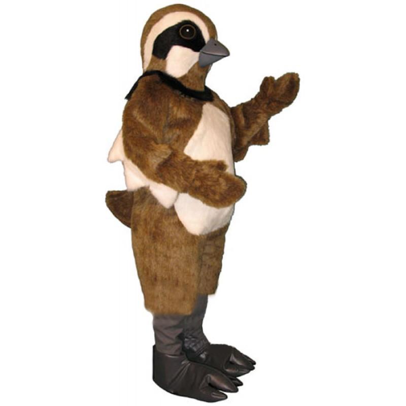 Produsen Badut Maskot Murah Karakter Burung Puyuh