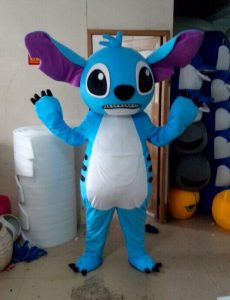 Produsen Badut Promosi Karakter Lilo dan Stitch