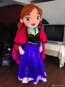 Produsen Badut Ulang Tahun Anak Karakter Disney Elena