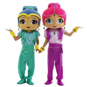 Produsen Badut Ulang Tahun Anak Karakter Princess Jasmine