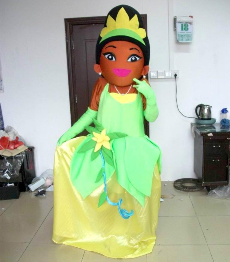 Produsen Badut Ulang Tahun Disney Princess Tiana