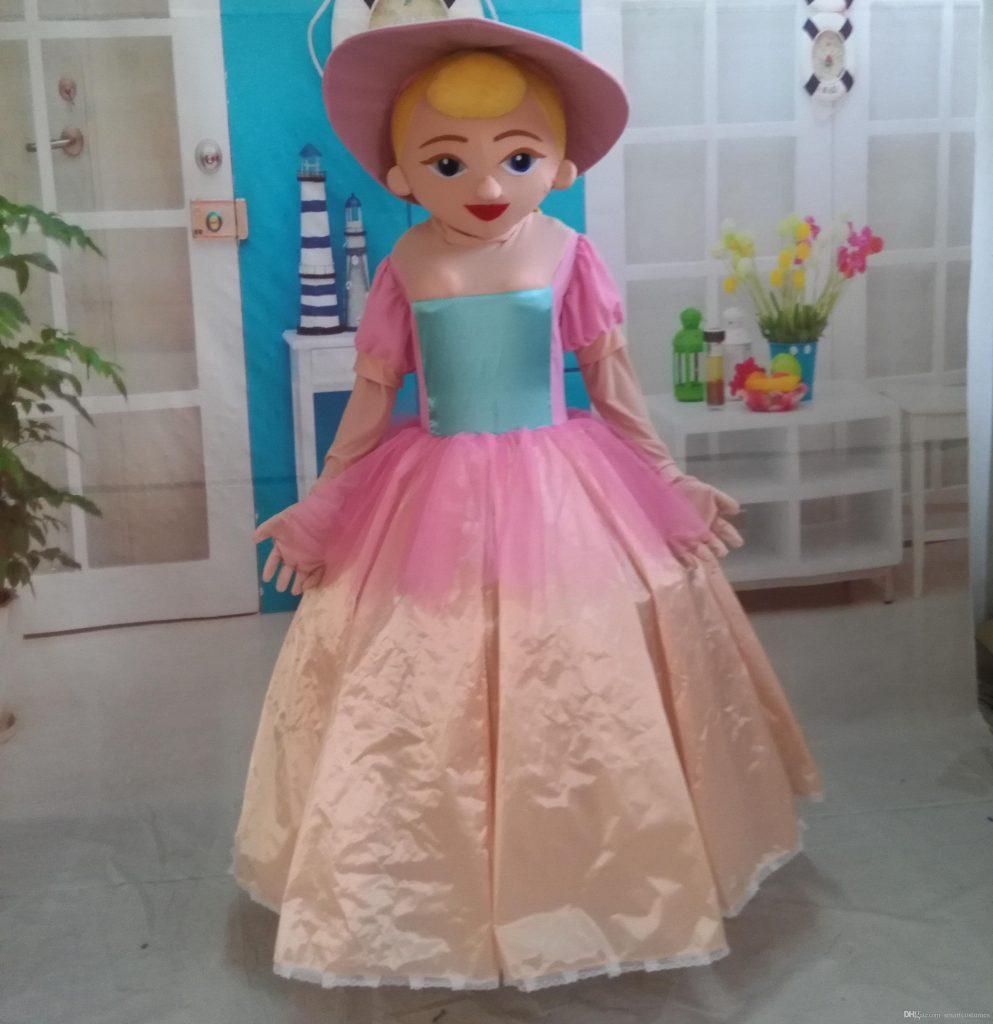Produsen Badut Ulang Tahun Karakter Princess Merida