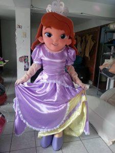 Produsen Badut Ulang Tahun Princess Sofia Disney