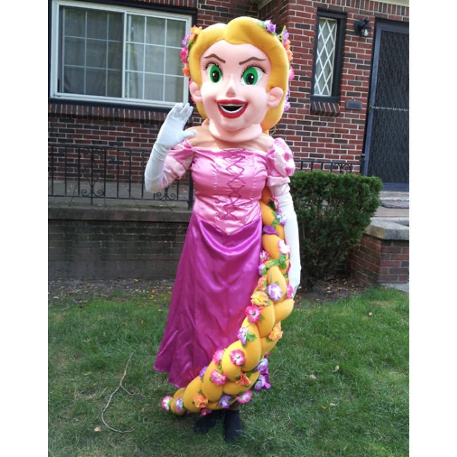 Produsen Badut Ulang Tahun Rapunzel Murah di Indonesia