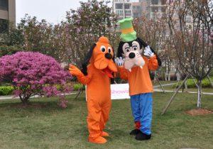 Produsen Badut Ulang Tahun Disney Karakter Goofy