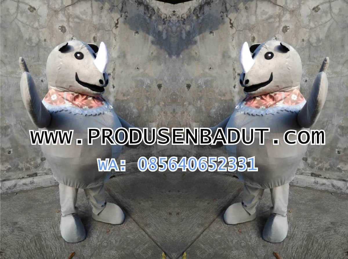 Produsen Badut Maskot Asean Games Kaka 2018