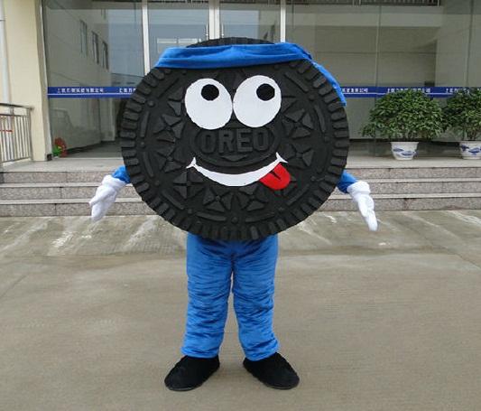 Produsen Badut Maskot Produk Snack Biskuit Kekinian