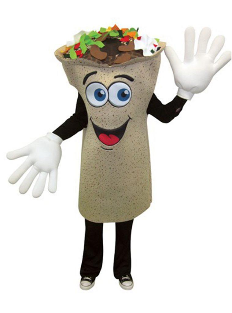 Nama Burrito mungkin terdengar sangat asing bagi masyarakat Indonesia. Wajar saja, cafe dan restoran yang menyediakan produk ini terbilang masih sangat sedikit dibandingkan makanan western lainnya seperti Hamburger. Hingga saat ini, burrito hanya bisa dinikmati di cafe tertentu yang mengusung konsep menu makanan western saja, jadi tidak sembarangan. Burrito merupakan salah satu makanan khas dari Meksiko yang terbuat dari tortilla gandum dan kemudian diisi dengan olahan daging sapi, babi, atau ayam. Umumnya, daging merupakan satu-satunya isi dari burrito yang digulung menggunakan tortilla, lalu siap untuk dimakan. Seiring perkembangan zaman, burrito mulai dikonsumsi dan diadopsi oleh negara-negara lain. Di Amerika Serikat misalnya, penyajian burrito dimodifikasi dengan menambah varian isian dalam tortilla. Contoh umumnya adalah dengan menambahkan kacang merah, tomat, timun, kubis, nasi, keju dan ditambah dengan toping berupa sour cream. Sehingga wajar saja jika ukuran burrito Amerika menjadi lebih besar dibandingkan dengan negara asalnya. Menelisik sejarahnya, burrito berasal dari bahasa Spanyol yang artinya adalah keledai kecil. Beberapa kemungkinan menyebutkan, bahwa hal tersebut dikarenakan bentuk ujung hasil gulungan tortilla yang menyerupai telinga keledai, atau mungkin juga mirip kantong yang biasa dibebankan pada keledai di Amerika Selatan.