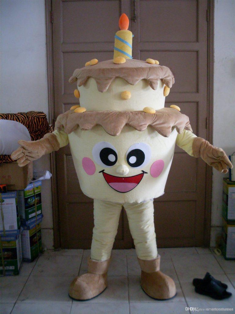 Produsen Badut Ulang Tahun Anak Karakter Kue Tart Lucu