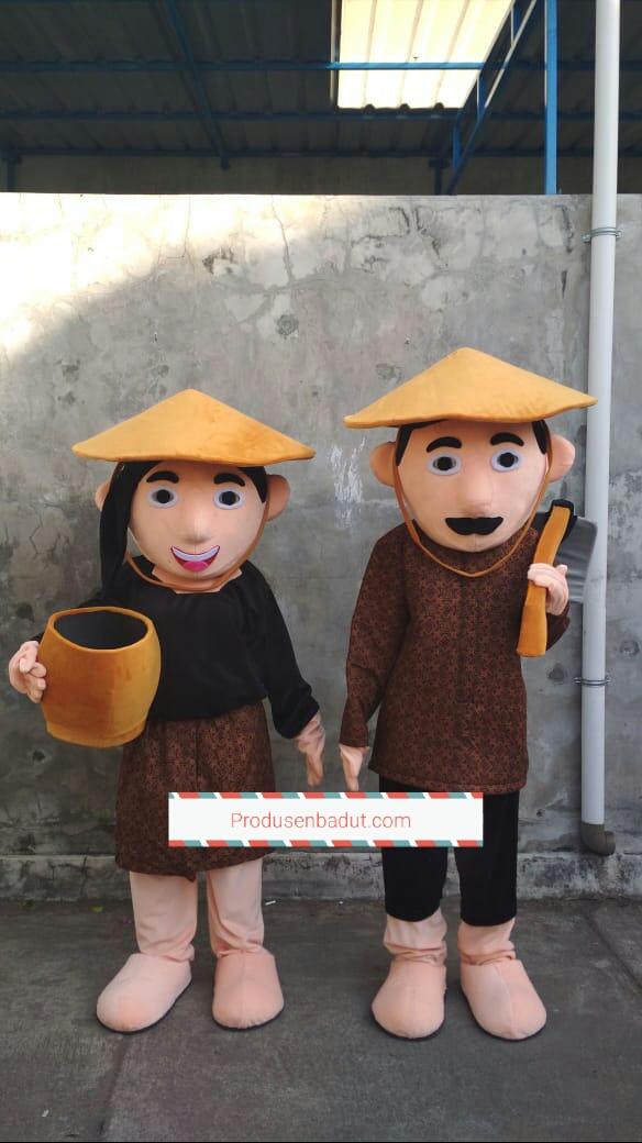 Produsen Badut Maskot Kartu Tani Himbara Indonesia