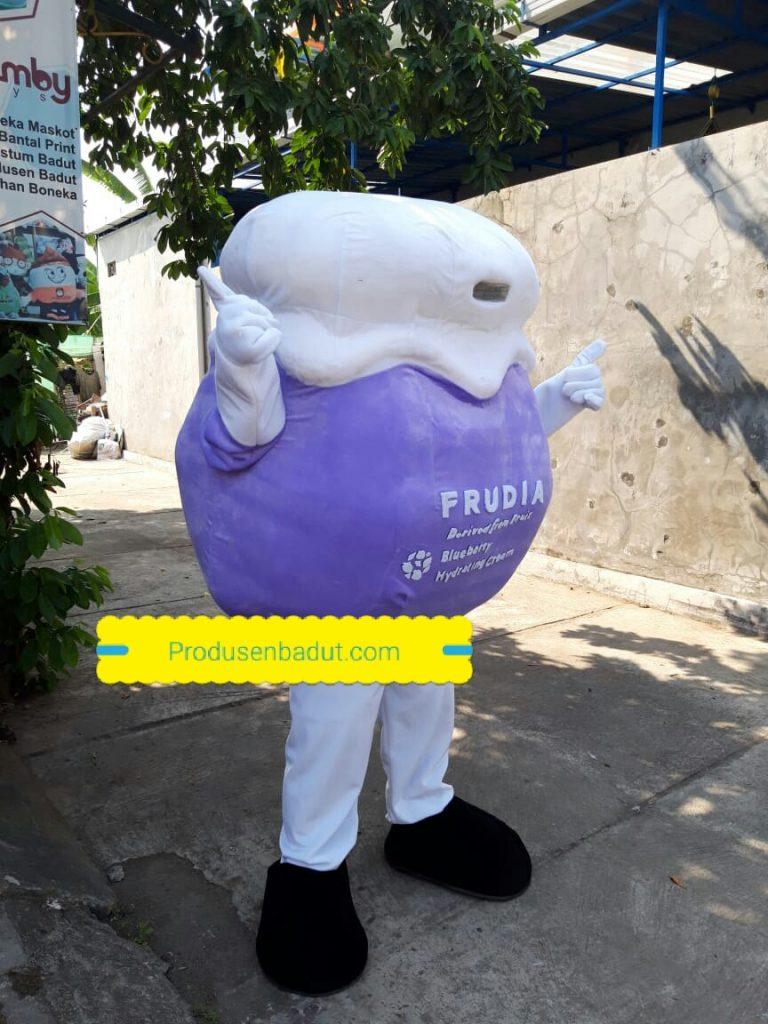 Produsen Badut Maskot Frudia Hydrating Cream