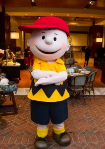 Produsen Badut Event Serial Animasi Charlie Brown